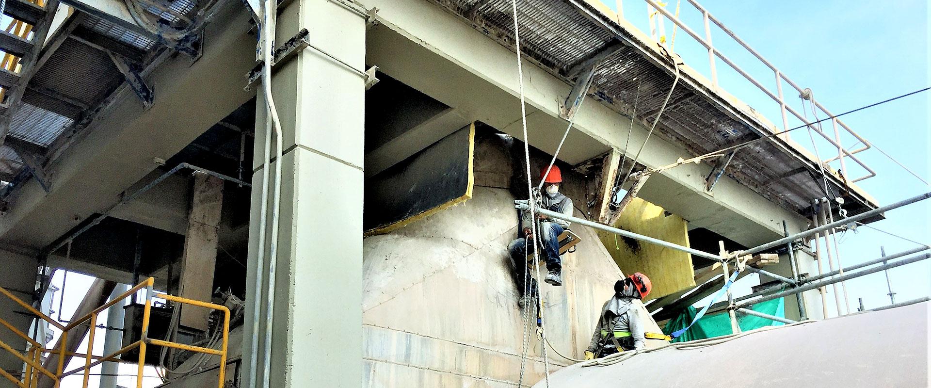 Protección de Envolventes de Edificios Industriales